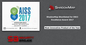 ShadowMap Wins DSCI's Most 'Innovative Product'